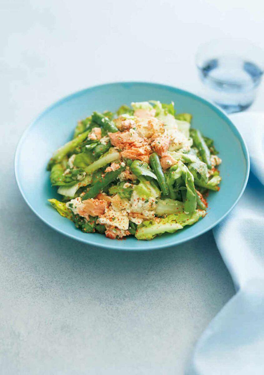 もっとやせる! キレイになる! ベジたんサラダ50 野菜(ベジ)+たんぱく質、食べる美容液レシピ2