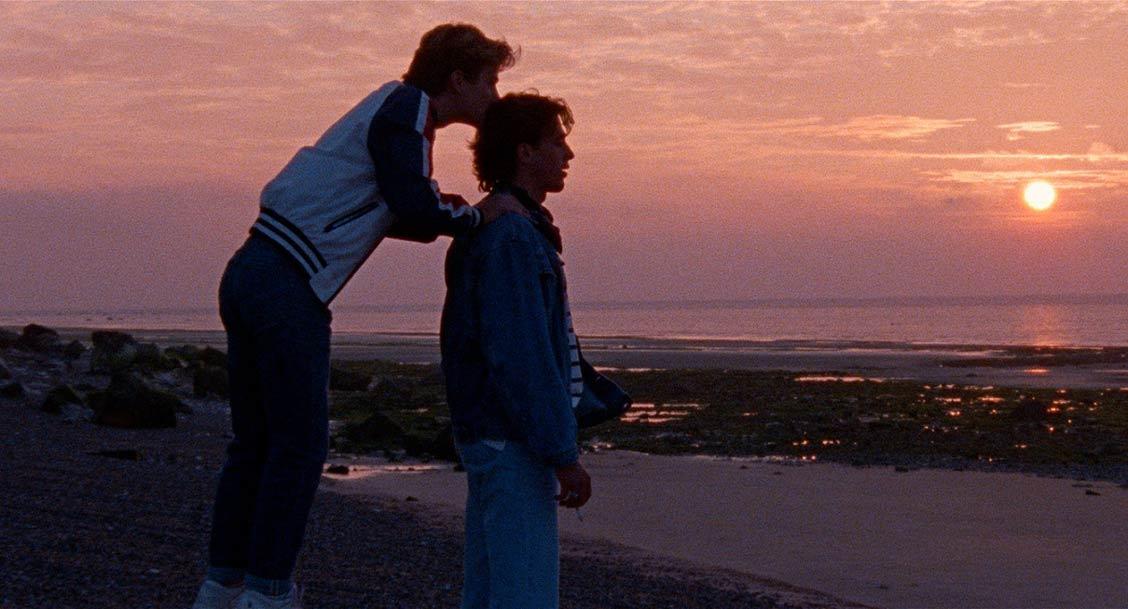『Summer of 85』お散歩デート