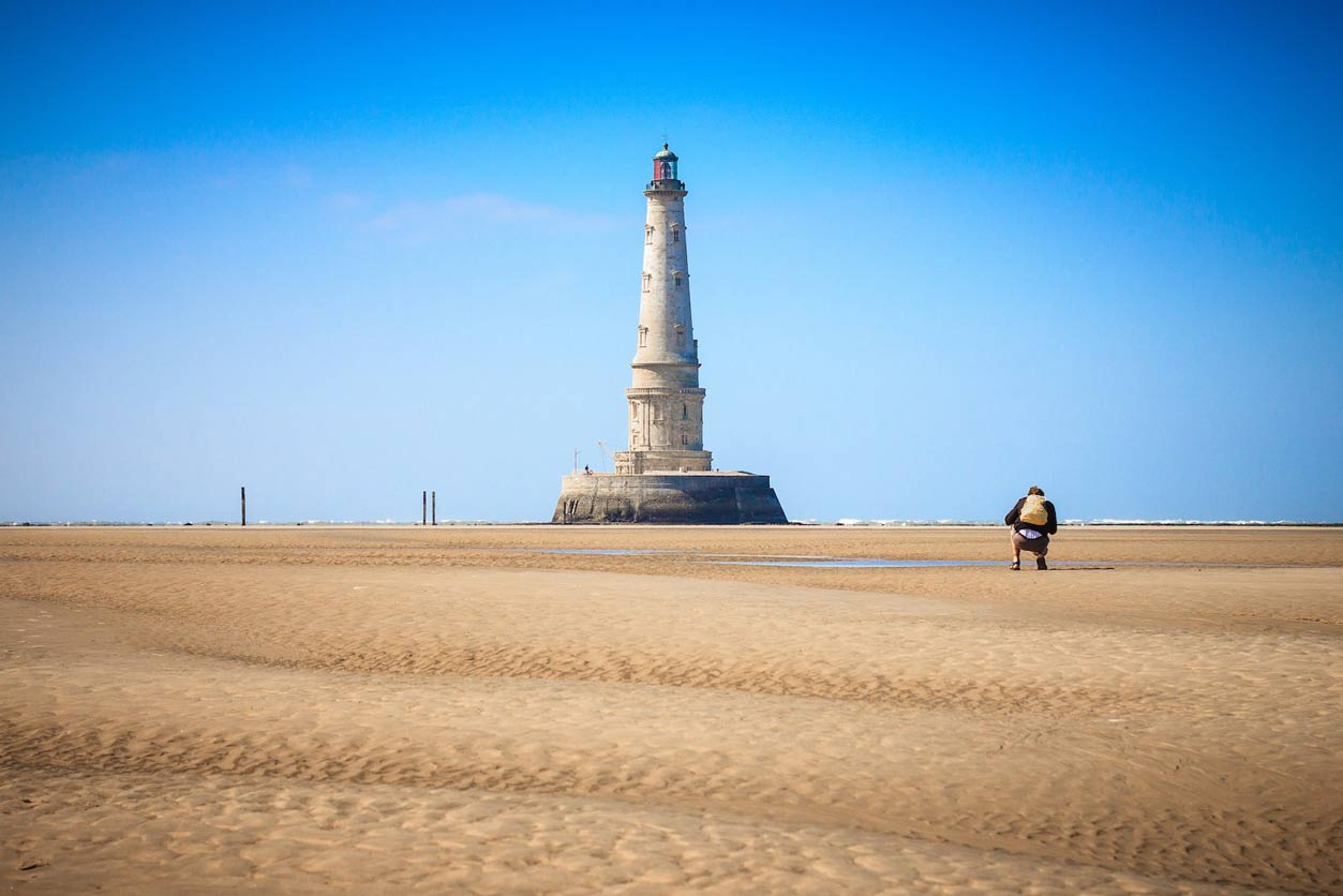 フランス コルドゥアン灯台