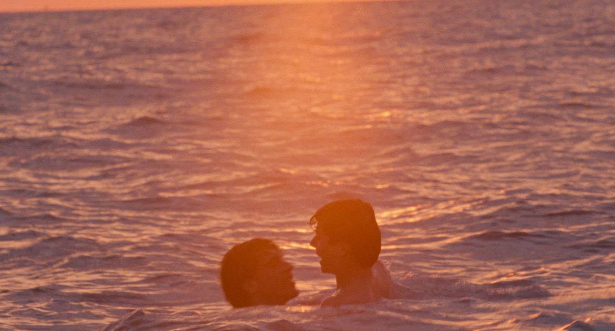 『Summer of 85』海水浴デート