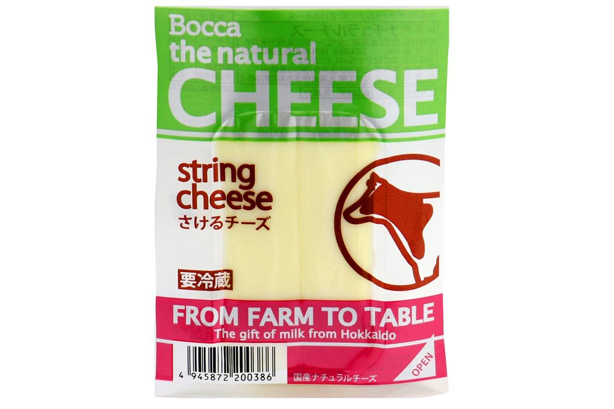 Bocca さけるチーズ