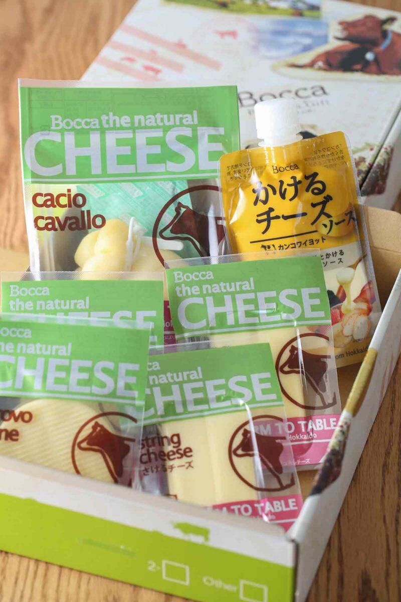牧家オリジナルチーズセット
