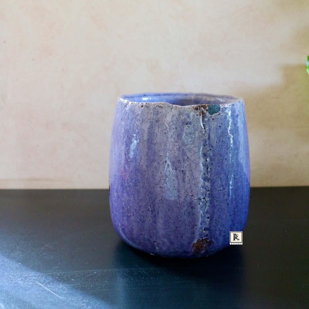 陶器の花器